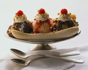 Spoons and Banana Split