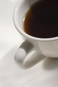 Coffee in Coffee Cup