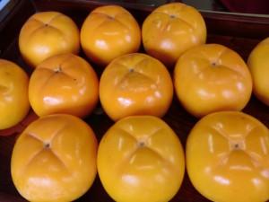 みしらず柿