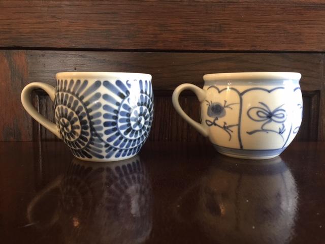丸ミルクカップ 2種